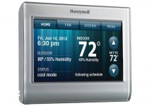 best honeywell smart wifi thermostat 2015