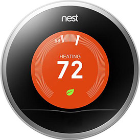 Nest Learning Thermostat – 2nd Generation T200577 Review