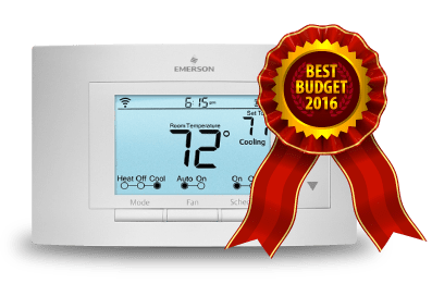 Best Budget Thermostat 2016