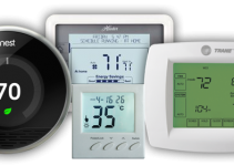 temperature controller for home