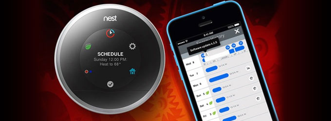 Nest thermostat update 4.3