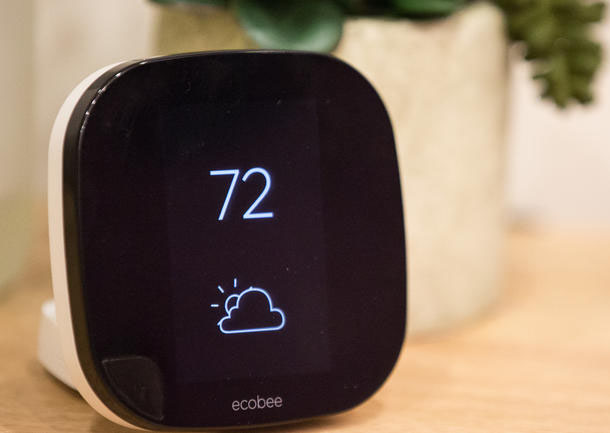 best smart thermostat | ecobee3 thermostat review