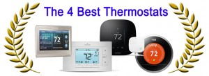 The 4 best thermostats 2015