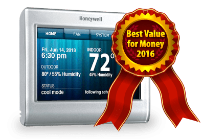 Honeywell Best Value for Money Thermostat