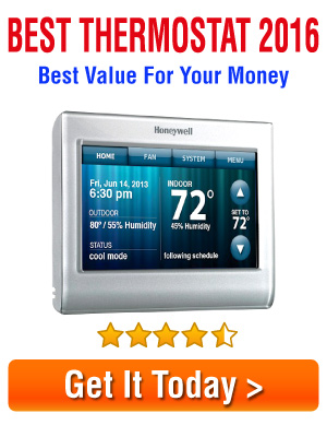 Best thermostat 2016 Honeywell