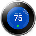 skip to the nest 3rd generation thermostat