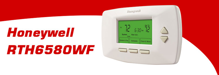 Honeywell RTH6580WF review
