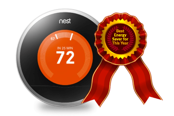 nest 2nd generation wifi thermostat
