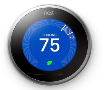 Nest (T3007ES) Learning Thermostat,